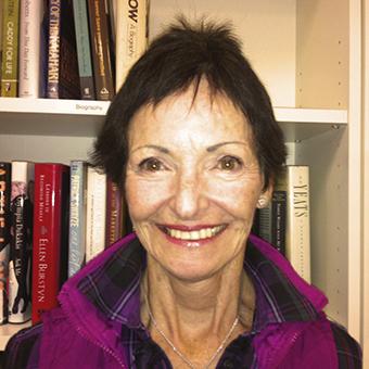 Susan Netter, NHR Board Vice President