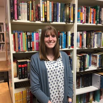 Hannah Johnson, NHR Kindergarten Teacher