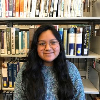 Jailene Garzon, NHR student