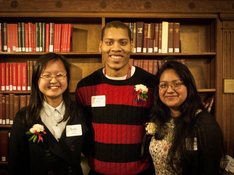Tutoring program alumni